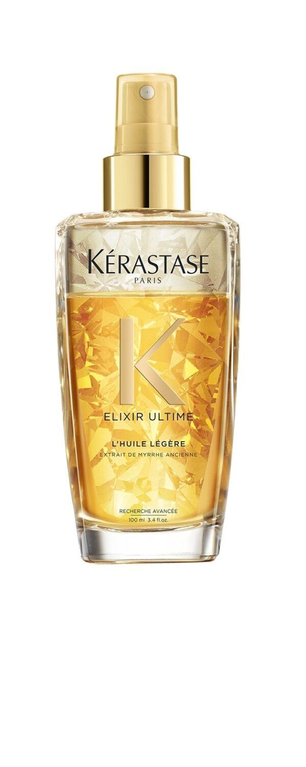 Greg Hair and Nails Kerastase New Elixir Ultime L'Huile Originale