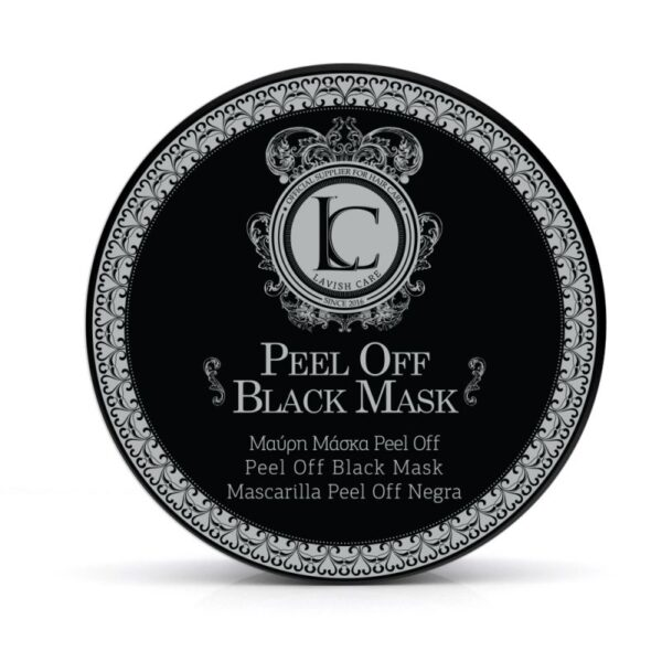 Greg Hair and Nails Lavish Black Mask