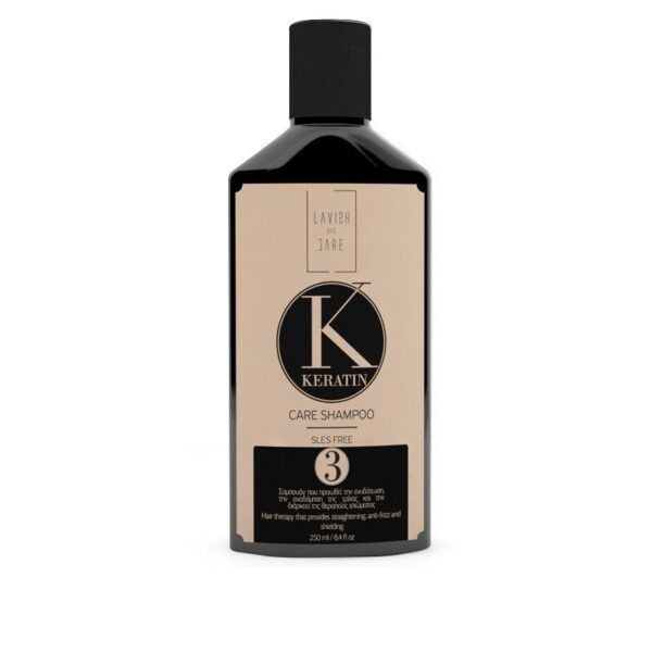 Greg Hair and Nails Lavish Keratin Care Shampoo