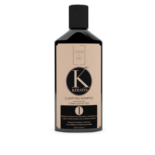 Greg Hair and Nails Lavish Keratin Clarifying Shampoo