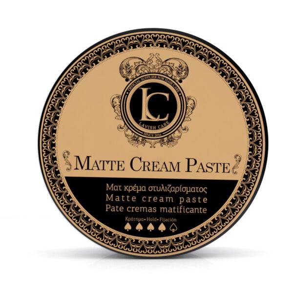 Greg Hair and Nails Lavish Matte Cream Paste