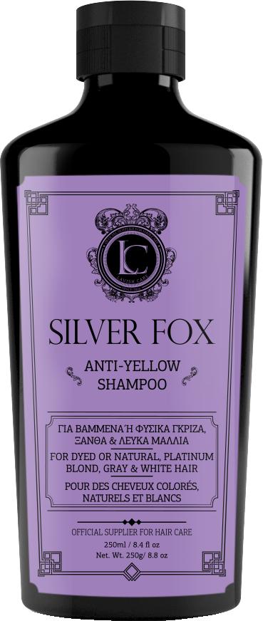Greg hair and Nails Lavish Silver Fox - Anti-Yellow Shampoo