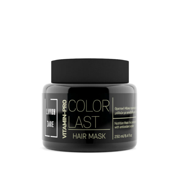 Greg Hair and Nails Lavish Color Last Mask